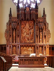 Church of the Covenant reredos