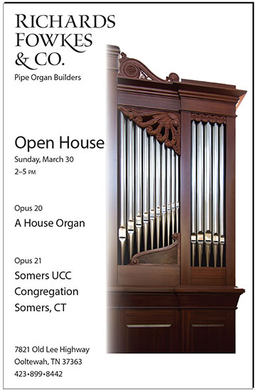 Opus 20 & 21 Open House