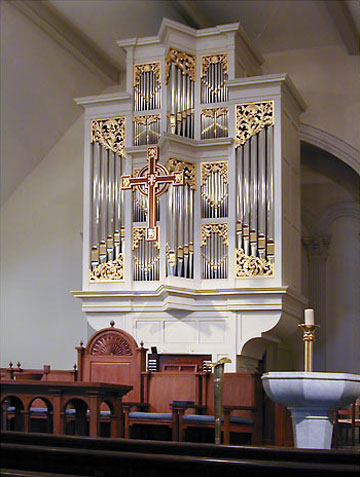 random historic organ photo