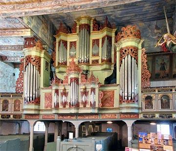 random historic organ photo